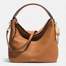 Coach BLEECKER SULLIVAN HOBO IN PEBBLED LEATHER- Just bought this bag and I  love it !