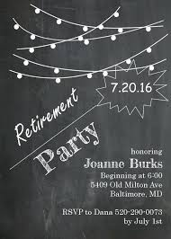 Free Retirement Announcement Flyer Template Invitation To Retirement Party Template Shukyakumaster