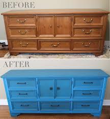 DIY Chalk Paint Dresser Revival} — Squid Birch