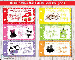Printable Naughty Vouchers Download Them Or Print