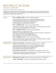 Best Resume Template | rubybursa.com