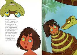 jungle book kaa and mowgli part 1 by pasta79