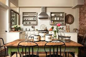 modern farmhouse kitchen decor in contemporary kitchens you could combine timeless cabinets exposed wooden beams and