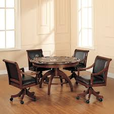 Game Table And Chairs Set Shop Hillsdale Furniture Palm Springs Game Table At Lowescom