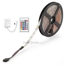ZDM Waterproof 5M 24W 300 <b>2835SMD RGB LED Strip</b> Light with