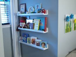 Small Picture White Hanging Bookshelves American Hwy Kids Bookshelf idolza