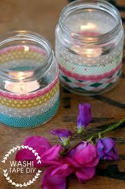 Decorating Jam Jars For Candles Washi Tape DIY Washi Tape Diy Washi Tape And Washi 67