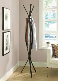 Contemporary Coat Racks Amazon Monarch Specialties I 100 Coat Rack Contemporary 18