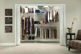 closet organizers photo 5 of 6 large organizer with sliding white door organization closetmaid accessories