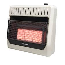 ventless dual fuel wall heater thermostat control 28 000 30 000 btu