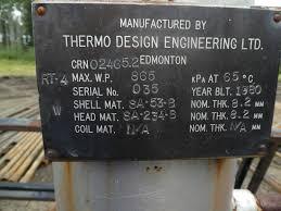Thermo Design Engineering Alberta Sold Universal Pumpjack 228 173 100 Fuelled