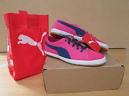 puma shoes for teenage girls. get quotations · girls puma cerise / navy canvas trainers pumps casual shoes size 2.5 eu35 puma shoes for teenage girls n