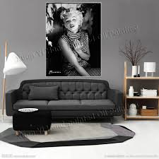 moderm romantic combinative canvas painting y marilyn monroe home decor picture on wall hunging canvas prints xd 133