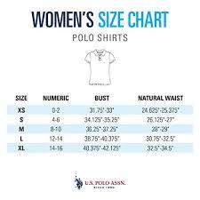 Us Polo Assn Womens Printed Poka Dot Pique Polo Shirt With Prep Sash Print