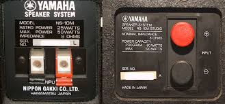 yamaha ns10. how to connect yamaha ns10s p2500 amp-ns10m.jpg ns10