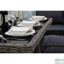 deco garden furniture. Tri-weave Close Up Deco Garden Furniture