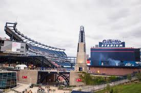 New England Patriots Seating Chart New England Patriots Home Schedule 2019 Seating Chart