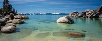 Lying at 6,225 ft, it straddles the state line between cali. Read About Five Of The Best North Lake Tahoe Beaches Tahoe Moon Properties