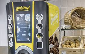 Vending Machines Northern Ireland Unique Ground Espresso Launches New Coffee Vending Machines The Irish News