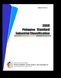 Philippine Standard Industrial Classification Psic