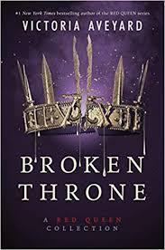 Amazon Book Pre Order Chart Amazon Com Broken Throne A Red Queen Collection
