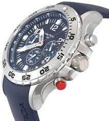 nautica men s n14555g nst chronograph watch > list price 155 00 nautica men s n14555g nst chronograph watch > list price 155 00 > 93 62 > warranty nautica 5 year warranty > features analog quartz mo