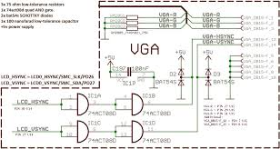 diagram vga wire diagram and colors vga wire diagram and colors images
