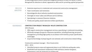Cover Letter For Assistant Project Manager Resumes Assistant Project