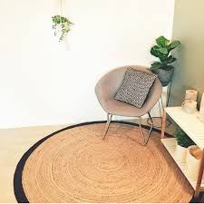 excellent the new kmart s round three jute concrete and rounding regarding area rugs kmart popular