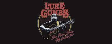 Luke Combs Sprint Center