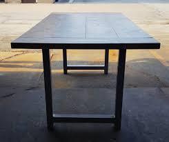 dining table long goldenrulenyc steel table legs industrial legs modern table legs bench legs coffe ta