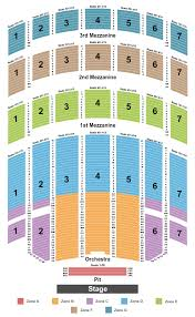 Edmond J Safra Hall Seating Chart Radio City Music Hall Tickets Box Office Seating Chart