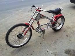 genuine schwinn stingray orange county chopper bike red chrome 1st