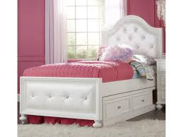 Legacy Classic Kids Madison Full Upholstered Bed with Button ...