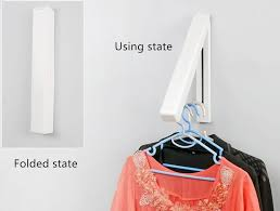 wall mounted clothes rail wall mounted hanging rack wall mounted clothes hanger wall