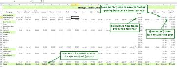 Cost Savings Tracking Template Procurement Cost Savings Tracking Template Excel Plan Images