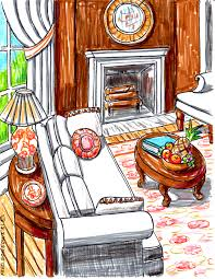 Placing Living Room Furniture Arranging Furniture Around A Fireplace In The Corner Of A Room