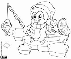 Small Picture Fishing coloring pages printable games