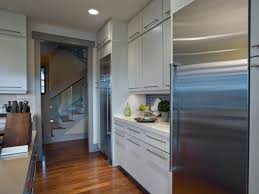 Kitchen Stainless Steel Backsplash Stainless Steel Backsplash Tiles Pictures Ideas From Hgtv Hgtv