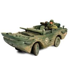 unimax toys. unimax forces of valor u.s. amphibian jeep 1:32 scale toys