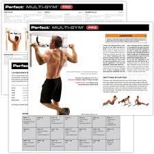 Perfect Pullup Workout Chart Fitness Gear 811t Treadmill Reviews Buy Quad Bike On