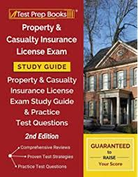 Study online or on brainscape's iphone, ipad, or android app. Property And Casualty Insurance License Exam Study Guide Property Casualty Insurance License Exam Study Guide And Buy Online In Cayman Islands At Cayman Desertcart Com Productid 214314542