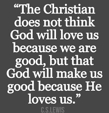 Cs Lewis Christian Quotes