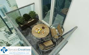 furniture for condo. Condo Balcony Design \u2013 Circle Squared Furniture For