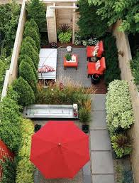 Small Picture Lovable Gardens For Small Backyards Before Long And Narrow Garden