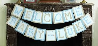 Welcome Home Baby Boy Banner Welcome Home Baby Boy Banner Resume Examples Resume Template
