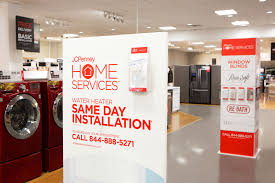 Jcpenney Appliances Kitchen Jc Penney Will Test Home Remodel Services To Boost Sales