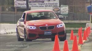 BMW Convertible bmw m235 test : MotorWeek   Road Test: 2014 BMW M235i - YouTube