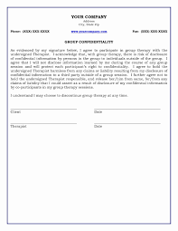 Confidentiality Agreement Template Modern Group Confidentiality Agreement Template Embellishment 18
