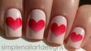 Valentine's Day Nail Art   Nail Art   Nail Art Design